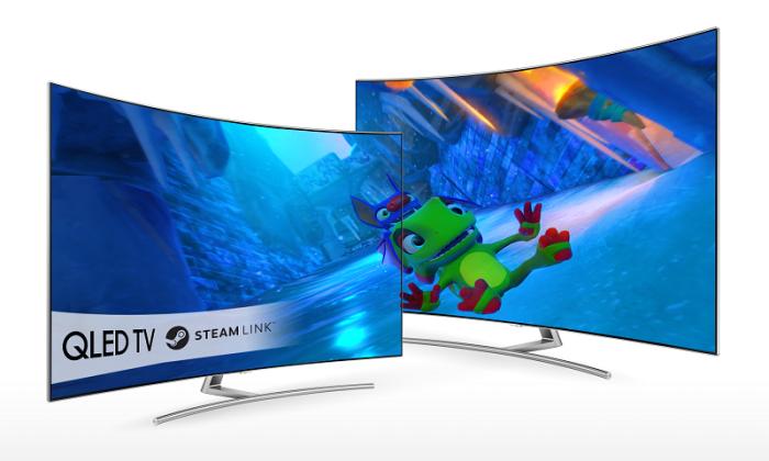 Steam link game app now available on Samsung Smart TVs – KelShiTech